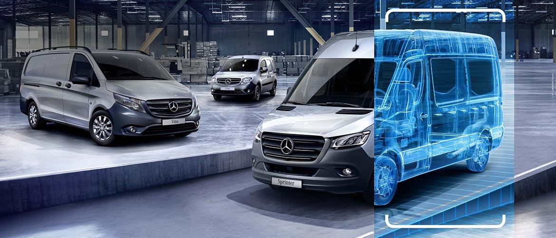 Mercedes Van Certified