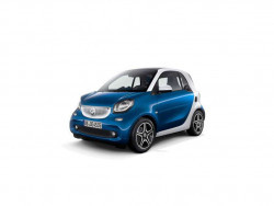 Smart Fortwo 70 Passion Twinamic
