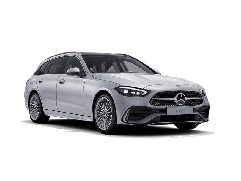 Noleggio a lungo termine Mercedes-Benz Classe C Station Wagon 200d Automatic Premium SW