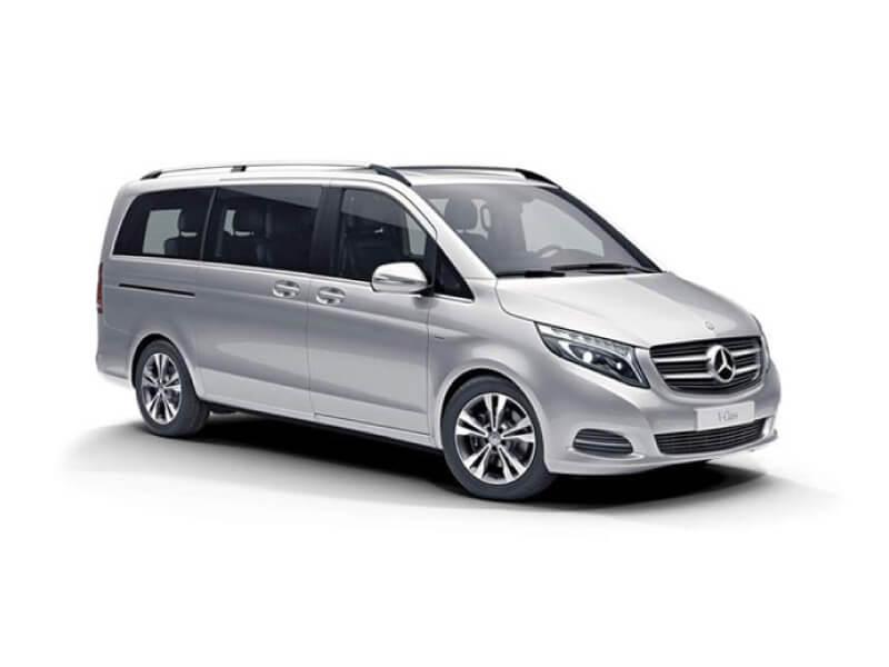 Noleggio a lungo termine Mercedes-Benz Classe V 220d Automatic Sport Business ExtraLong