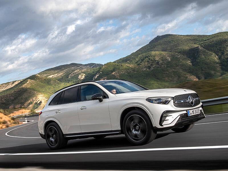 Noleggio a lungo termine Mercedes-Benz GLC  220d 4Matic Business Extra