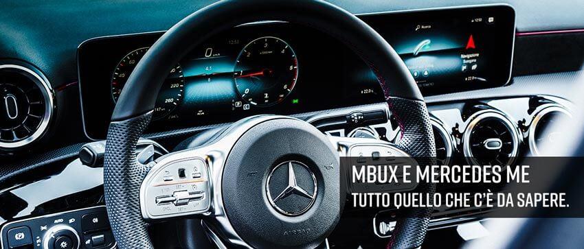 MBUX e Mercedes Me: tutto quello che c'è da sapere