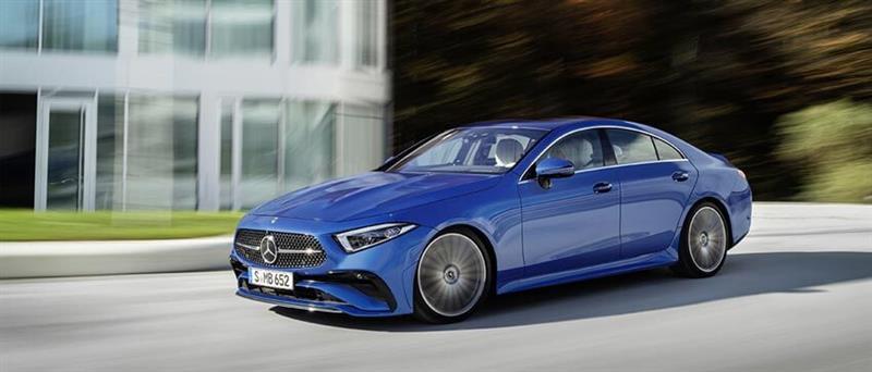 Nuova CLS 2021: icona inconfondibile di Mercedes-Benz