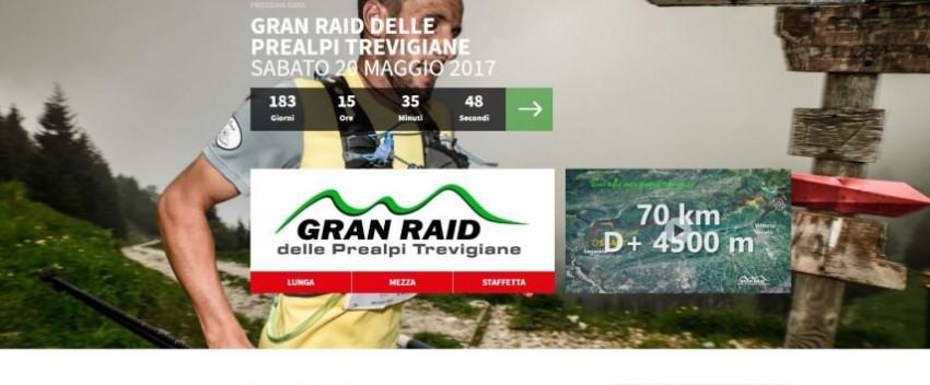 Gran Raid delle Prealpi Trevigiane - Sabato 20 Maggio 2017!