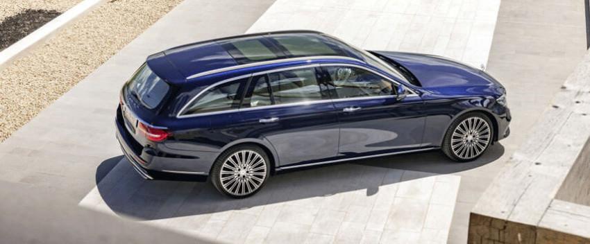 La Nuova Mercedes-Benz Classe E Station Wagon