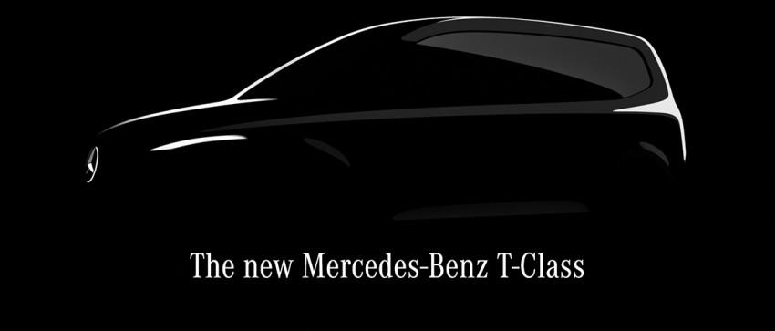 Nasce  nuova Mercedes Classe T: in arrivo nel 2022