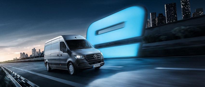 Mercedes eSprinter: il futuro è 100% elettrico