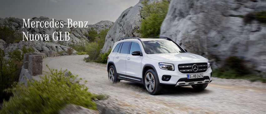 Mercedes Nuova GLB