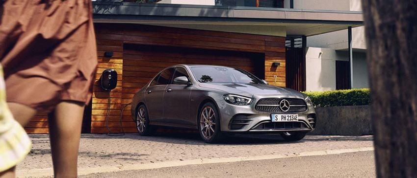 Mercedes ibride Plug-In, perché sceglierle.