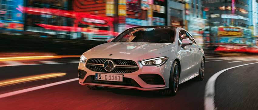 La Nuova Mercedes CLA: play by your rules