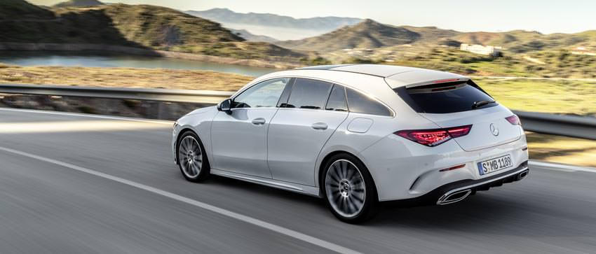 La Nuova Mercedes CLA Shooting Brake: play by your rules