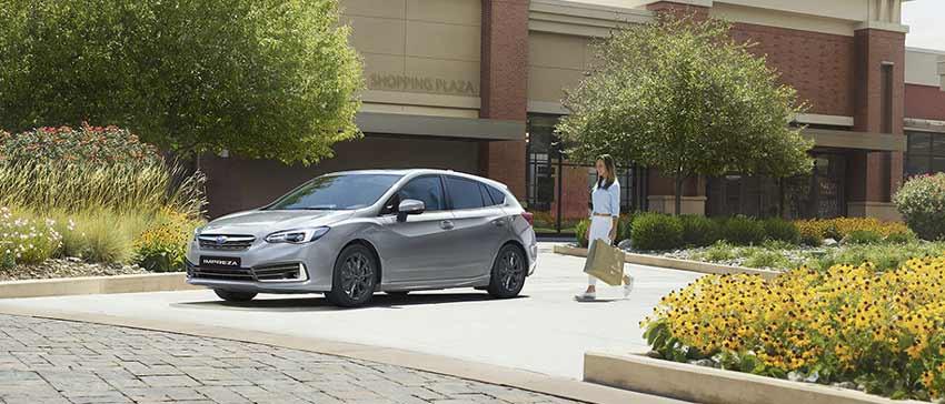 Nuova Subaru Impreza e-Boxer 2020