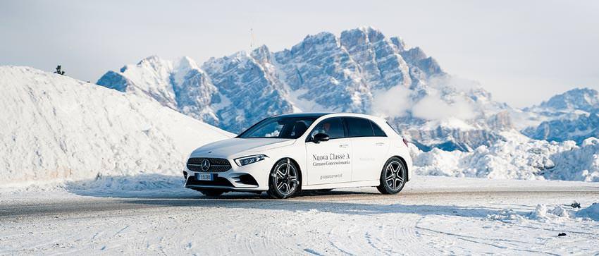 Spazio ai giovani: video Nuova Mercedes-Benz Classe A