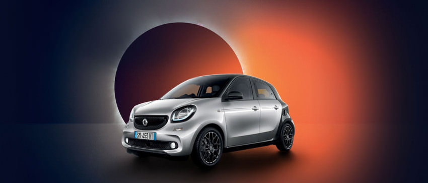 Smart forfour nightsilver: eclisalli.