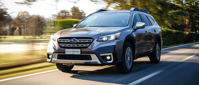 Nuova Subaru Outback 2021: il cambiamento che rispetta la tradizione.