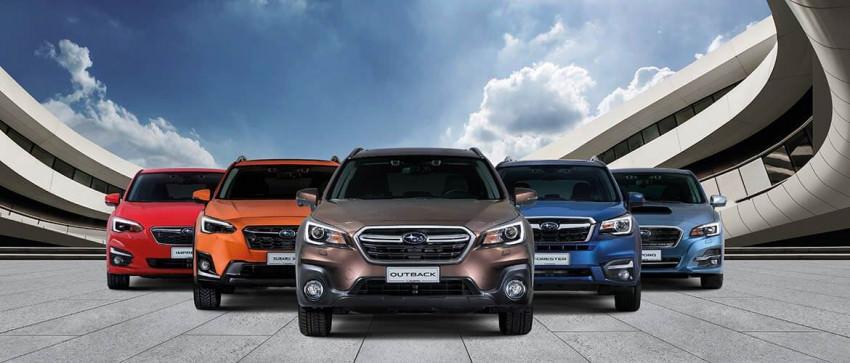Metti alla prova la sicurezza Subaru. Sabato 9 Giugno