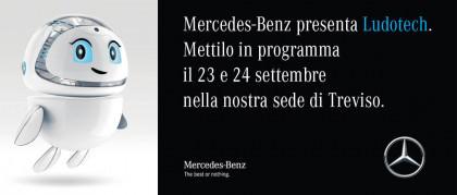 Mercedes-Benz Ludotech: per gli innovatori di domani