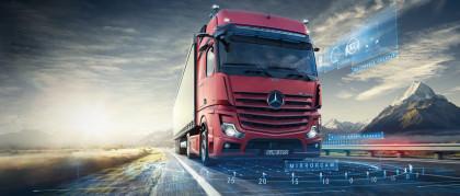 Mercedes-Benz ACTROS: le novità