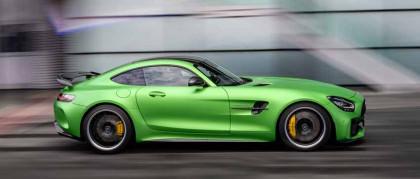 Mercedes AMG GT: le novità del facelift