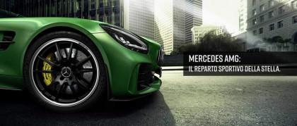 Mercedes AMG: il reparto sportivo della Stella