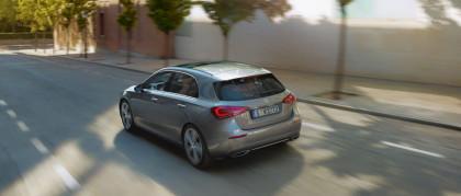 Scopri le nuove Mercedes Classe A 200d e 220d Automatic