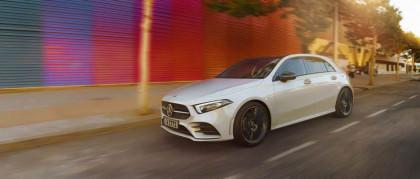 Mercedes Classe A eletta auto dell'anno 2018