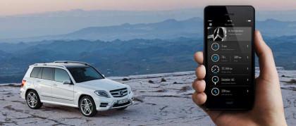 Mercedes me Adapter. Scopri la connettività e porta nel futuro la tua Mercedes-Benz.