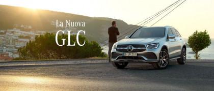 La Nuova Mercedes GLC SUV 2018
