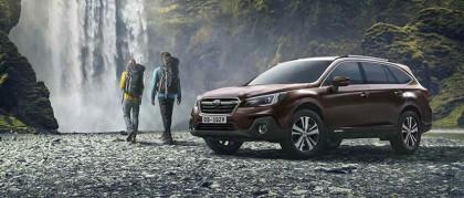 Subaru vince i Residual Value Award 2019