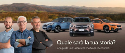 Subaru: storie di guida vera