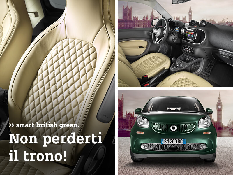 Carraro Smart British Green