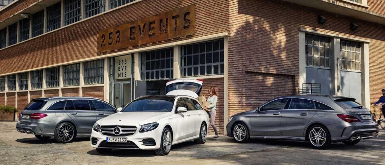 Noleggio a lungo termine Mercedes e smart