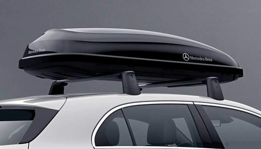 Box per il tetto Mercedes