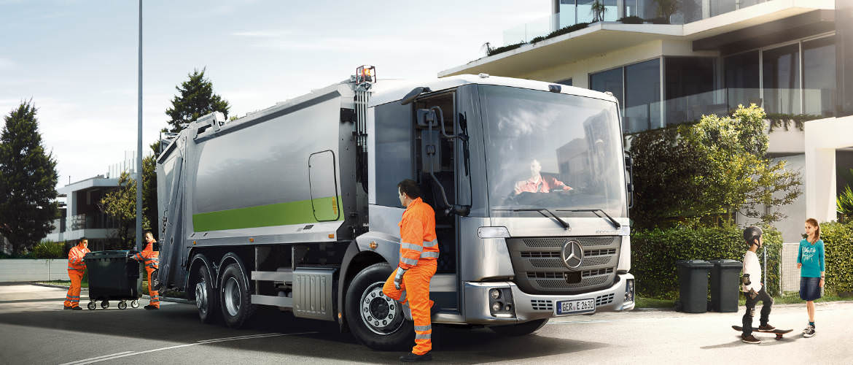Econic smaltimento rifiuti