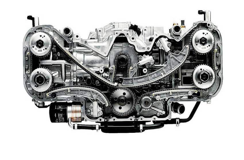 Motore Boxer Subaru
