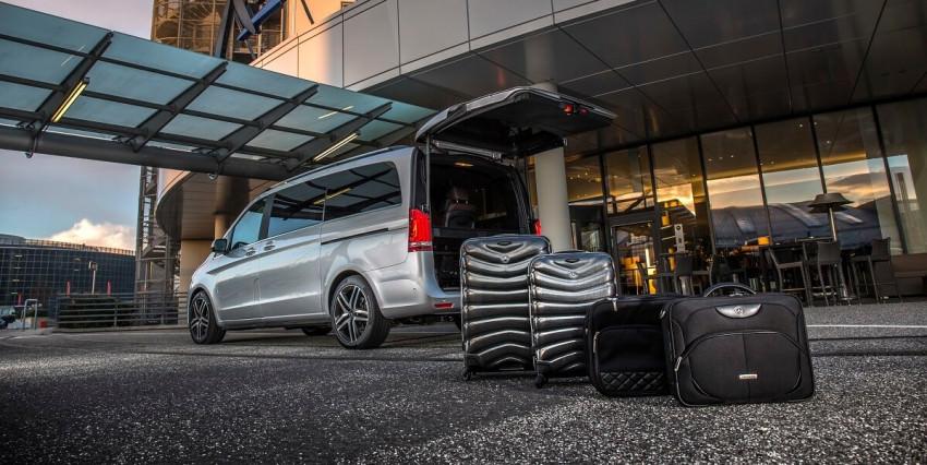 Mercedes-Benz Classe V. Offerta Speciale per Albergatori
