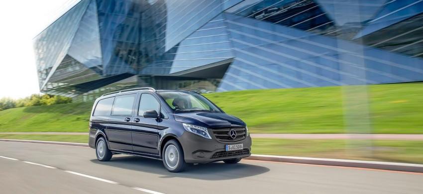 Mercedes-Benz Vito. Offerta Speciale per Albergatori