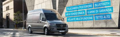 Mercedes-Benz Sprinter 311 Furgone. Tuo da 270€ al mese