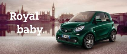 Promozione Smart British Green