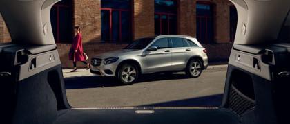 Mercedes GLC da 290€ al mese