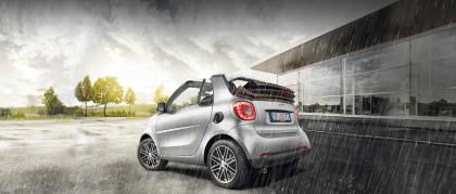 Ecchecabrio: smart cabrio suitebrown