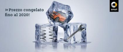 Tagliando smart a prezzo congelato di € 109