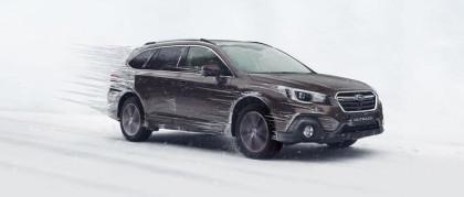 Subaru Winter Check: neanche l'inverno ti fermerà