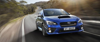 Promozione Subaru per il Rally della Marca