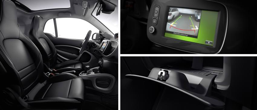 smart EQ lightrunner interni