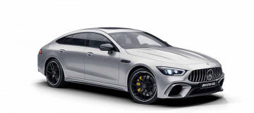 Mercedes AMG GT 4 Coupè