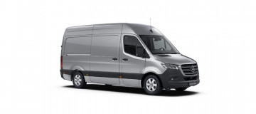 Mercedes-Benz Nuovo Sprinter