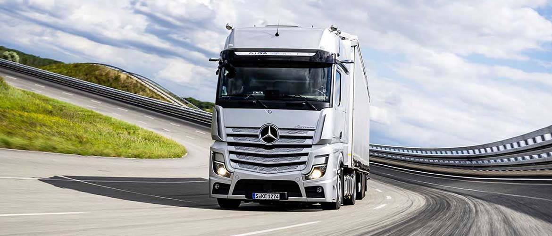 Nuovo Mercedes-Benz Actros