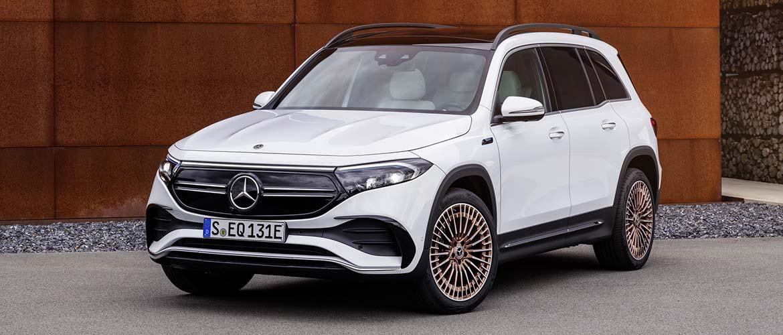 Nuova Mercedes EQB