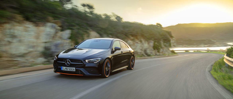 Mercedes-Benz CLA Coupé - Anteriore